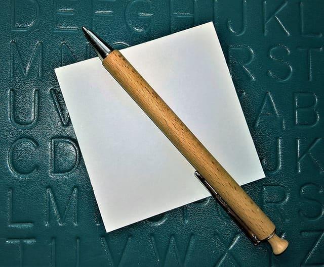 Подсказки для писателей