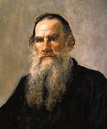 Знаменитые русские писатели: Лев Толстой